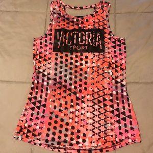 Victoria Secret Sport Muscle Tank Top